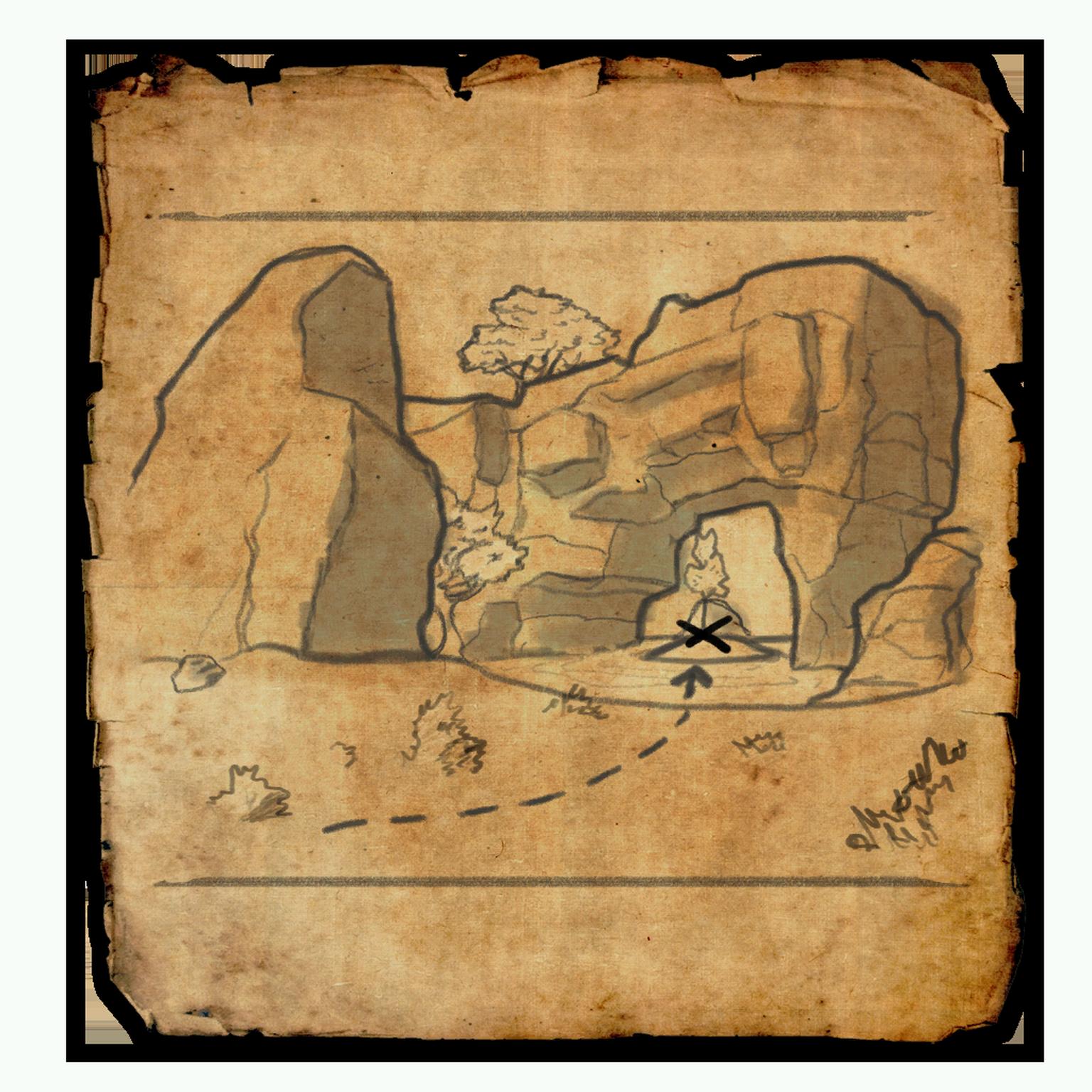 Craglorn Treasure Map III