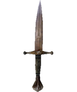 Iron Spider Dagger