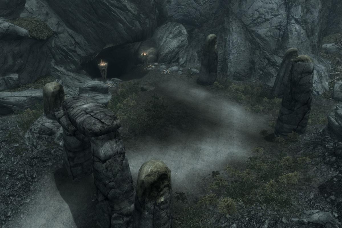 Reachcliff Cave