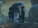 Дорожное святилище Беспросветной лощины