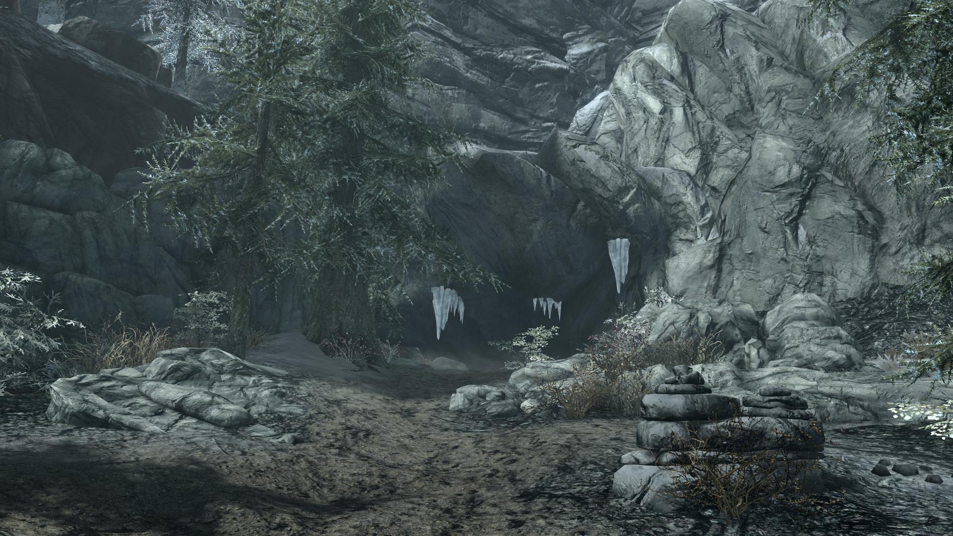 Пещера Зелёная Тень