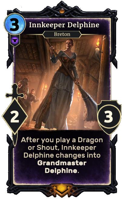 Innkeeper Delphine
