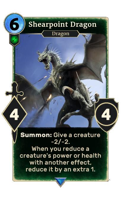 Shearpoint Dragon