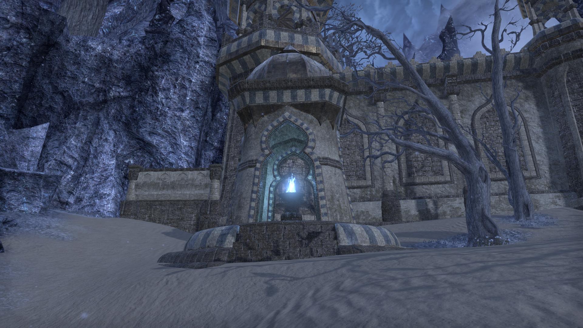 Дорожное святилище поместья Шумного Веселья