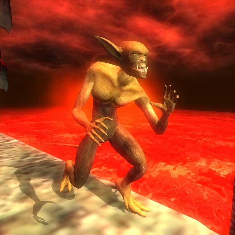 Кожа скампа (Oblivion)