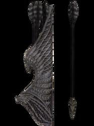 Солнечная эльфийская стрела