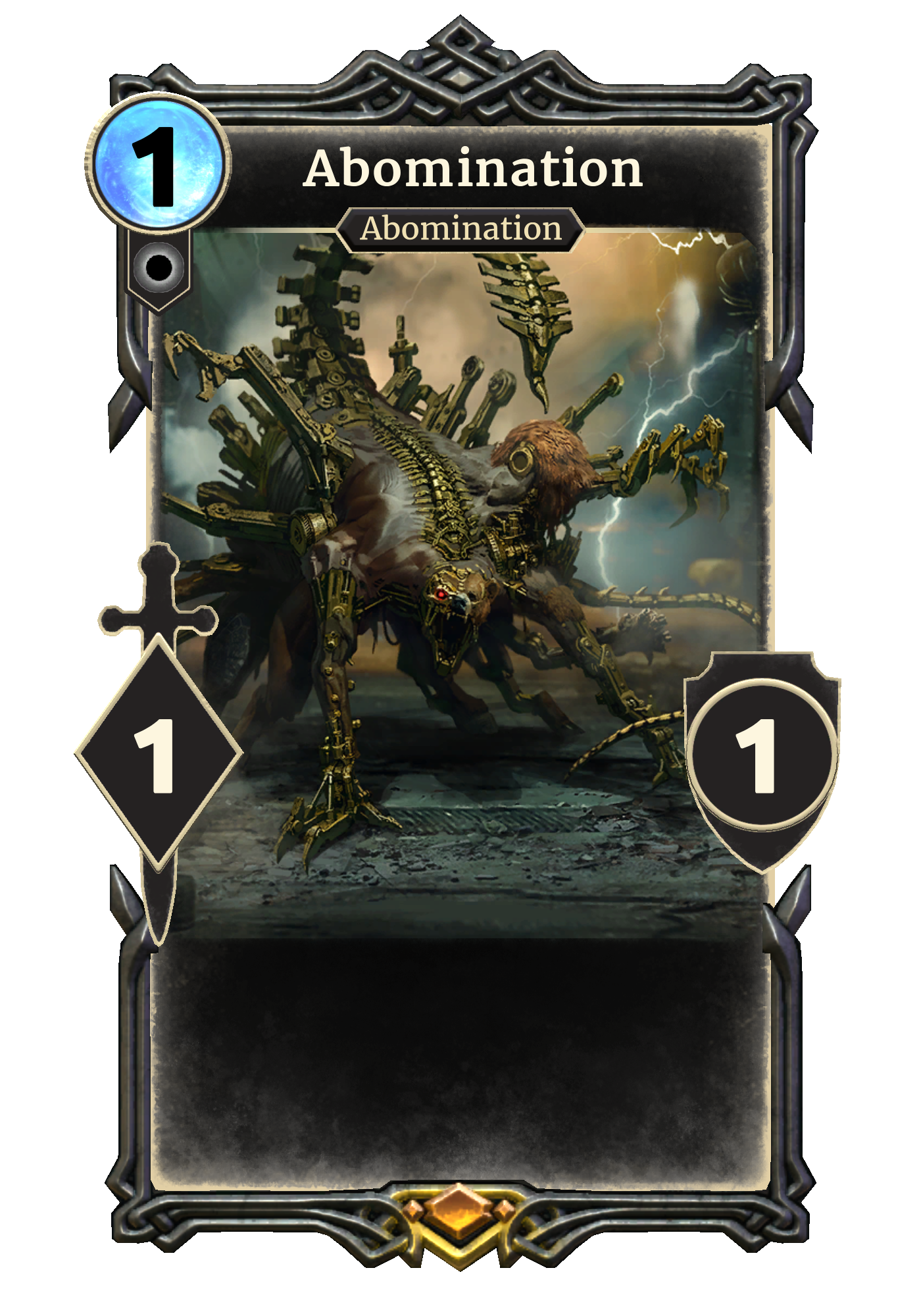 Abomination (Legends)
