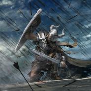 Arrow Storm card art