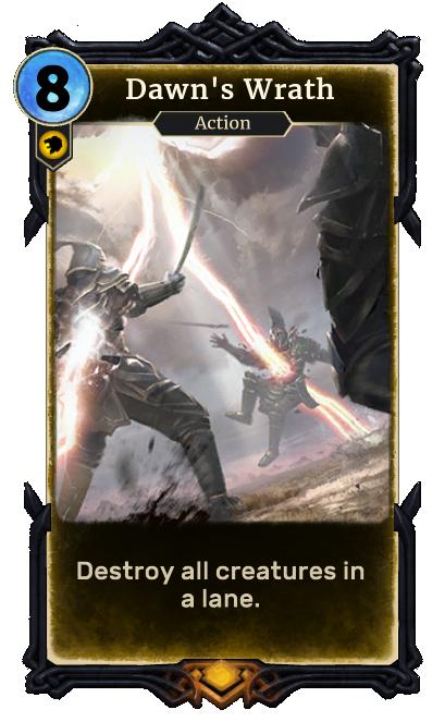 Dawn's Wrath (Legends)