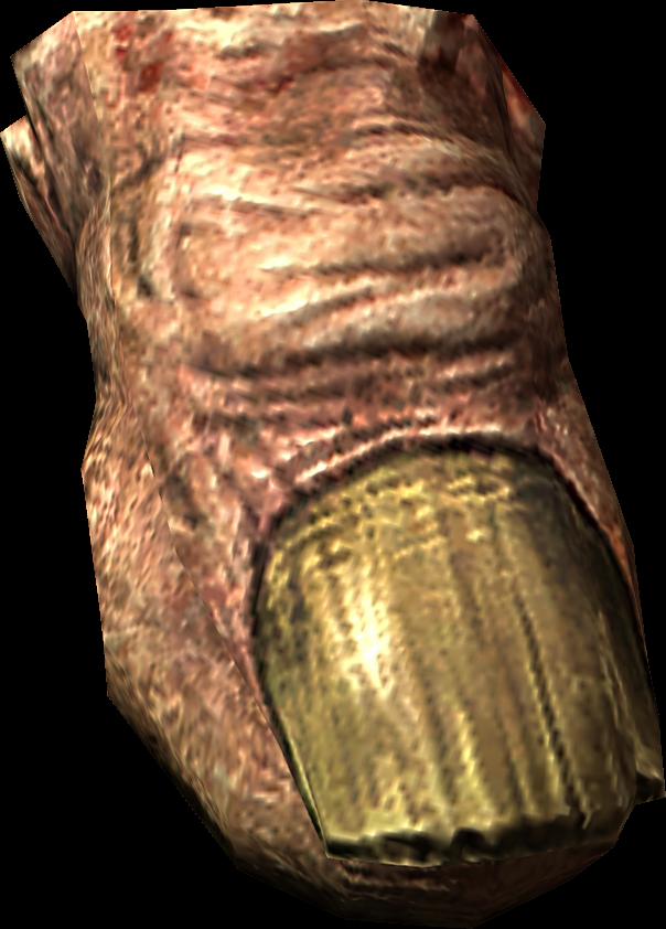 Giant's Toe