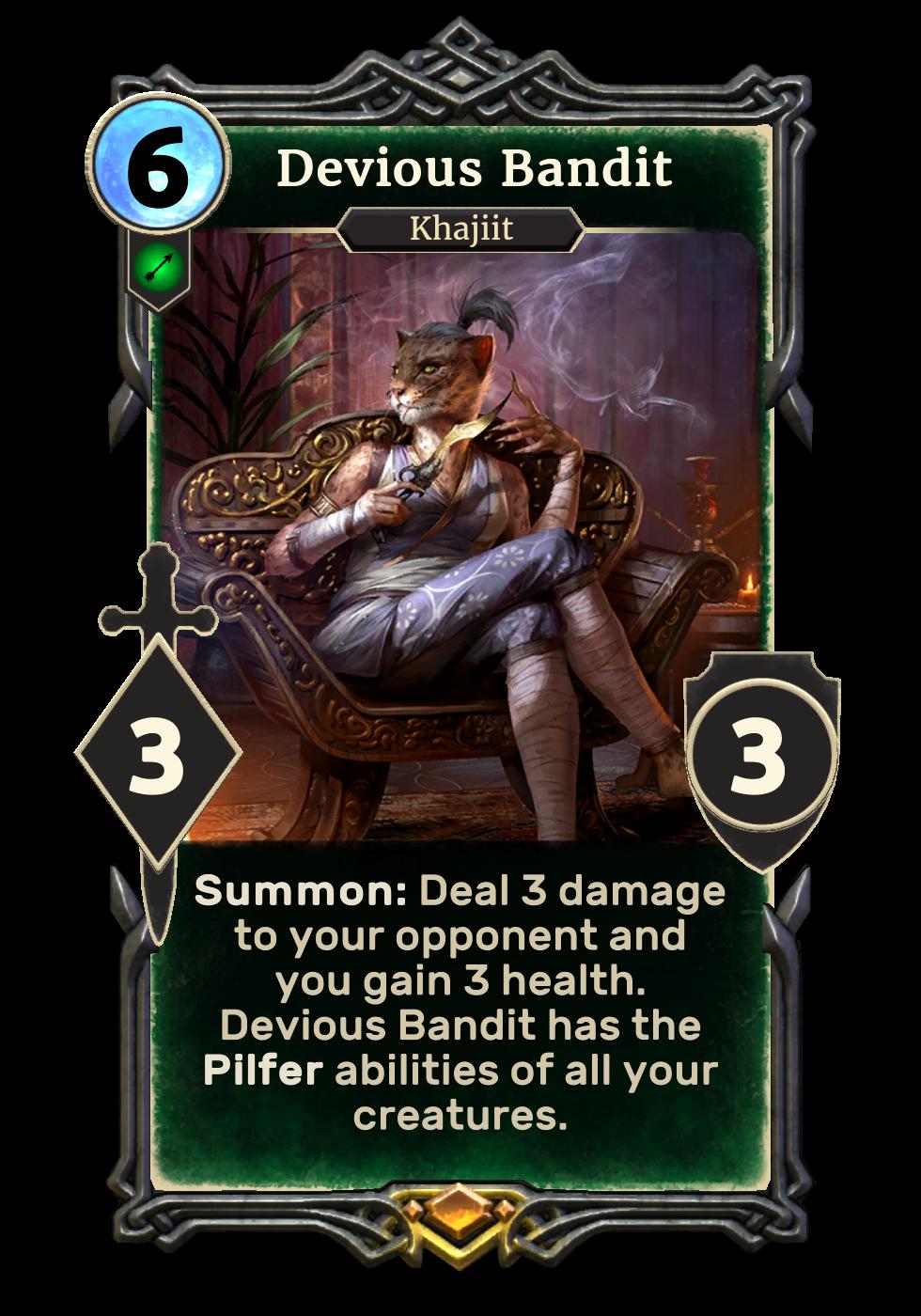 Devious Bandit