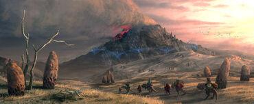 Вид на Красную гору (автор: lelek1980)