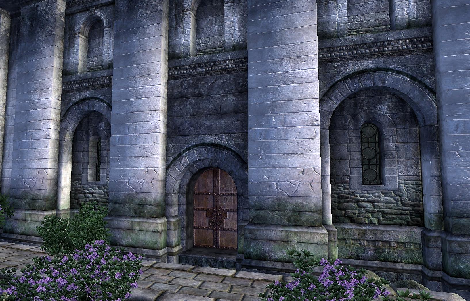 Tertius Favonius' House