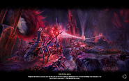 The Spiral Skein Loading Screen