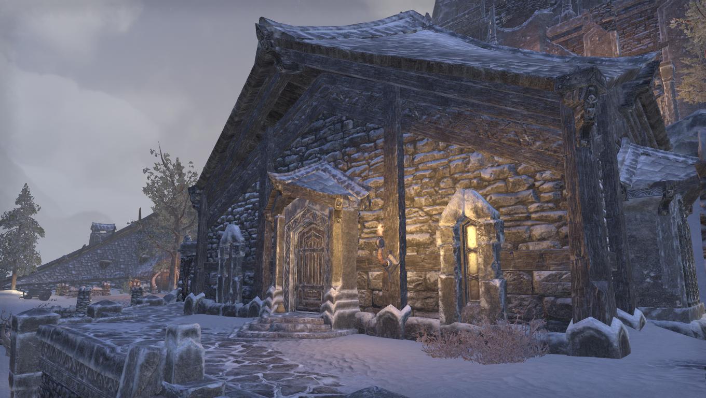 Разграбленный дом клана