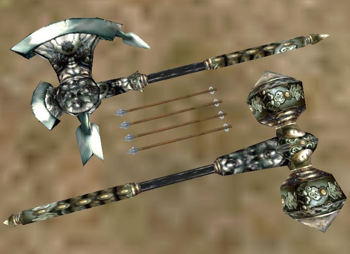 Оркское оружие (Morrowind)