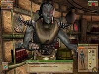Beta Morrowind Interface