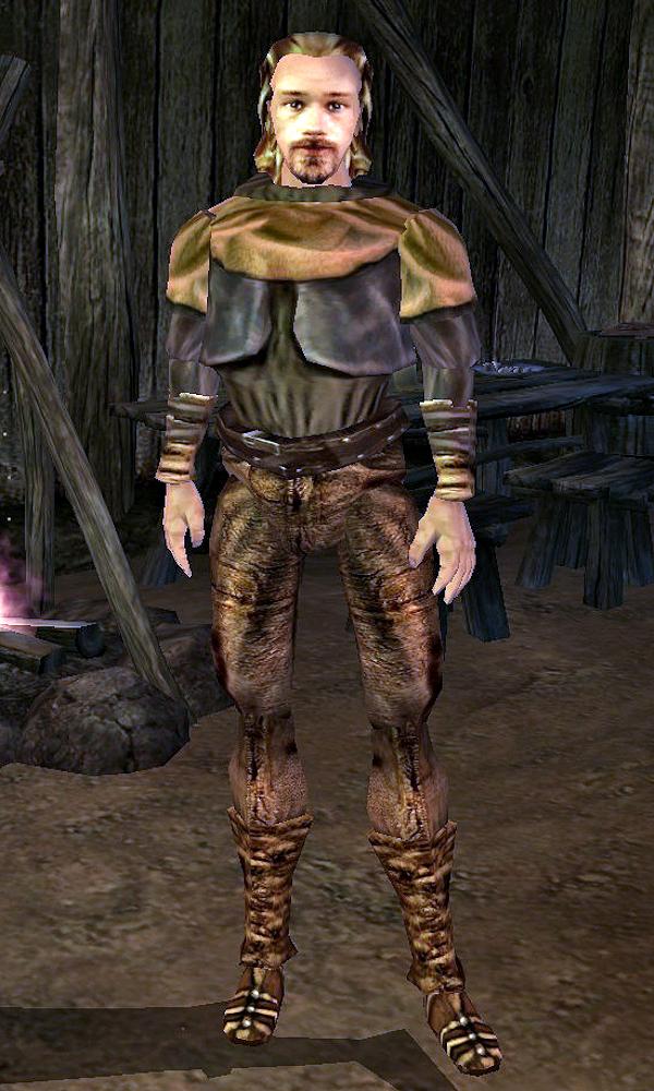 Character Classes (Morrowind)