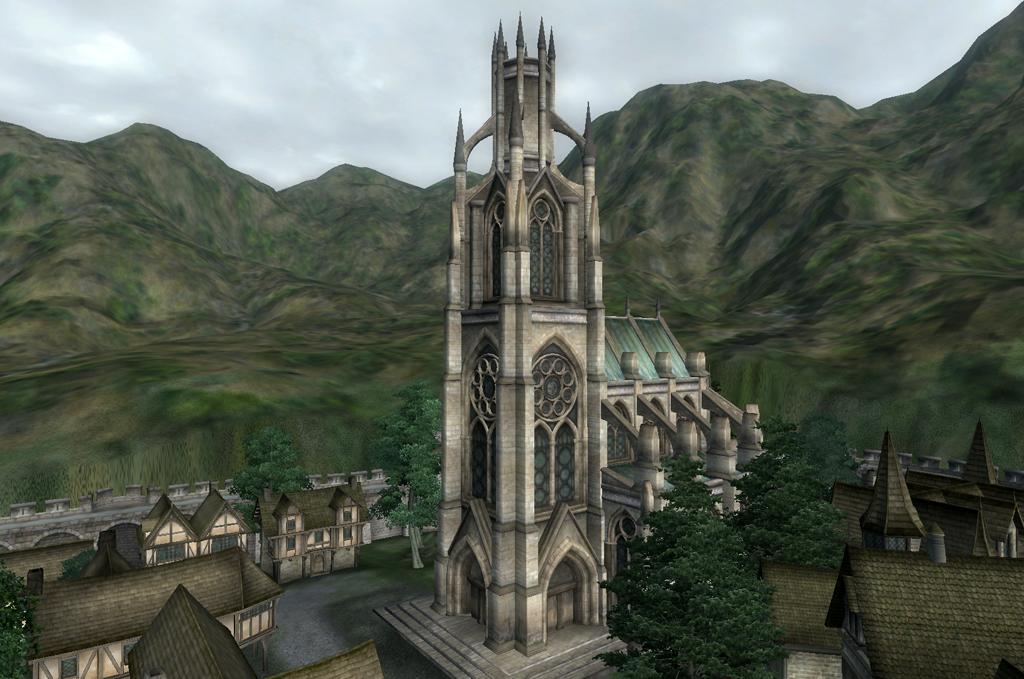 Chapel of Stendarr