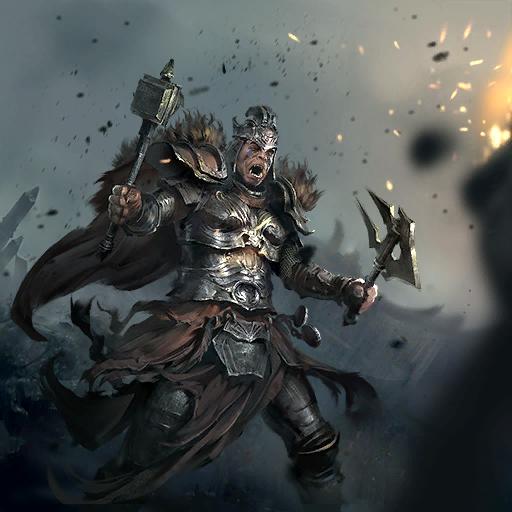Kapitan klanu orków