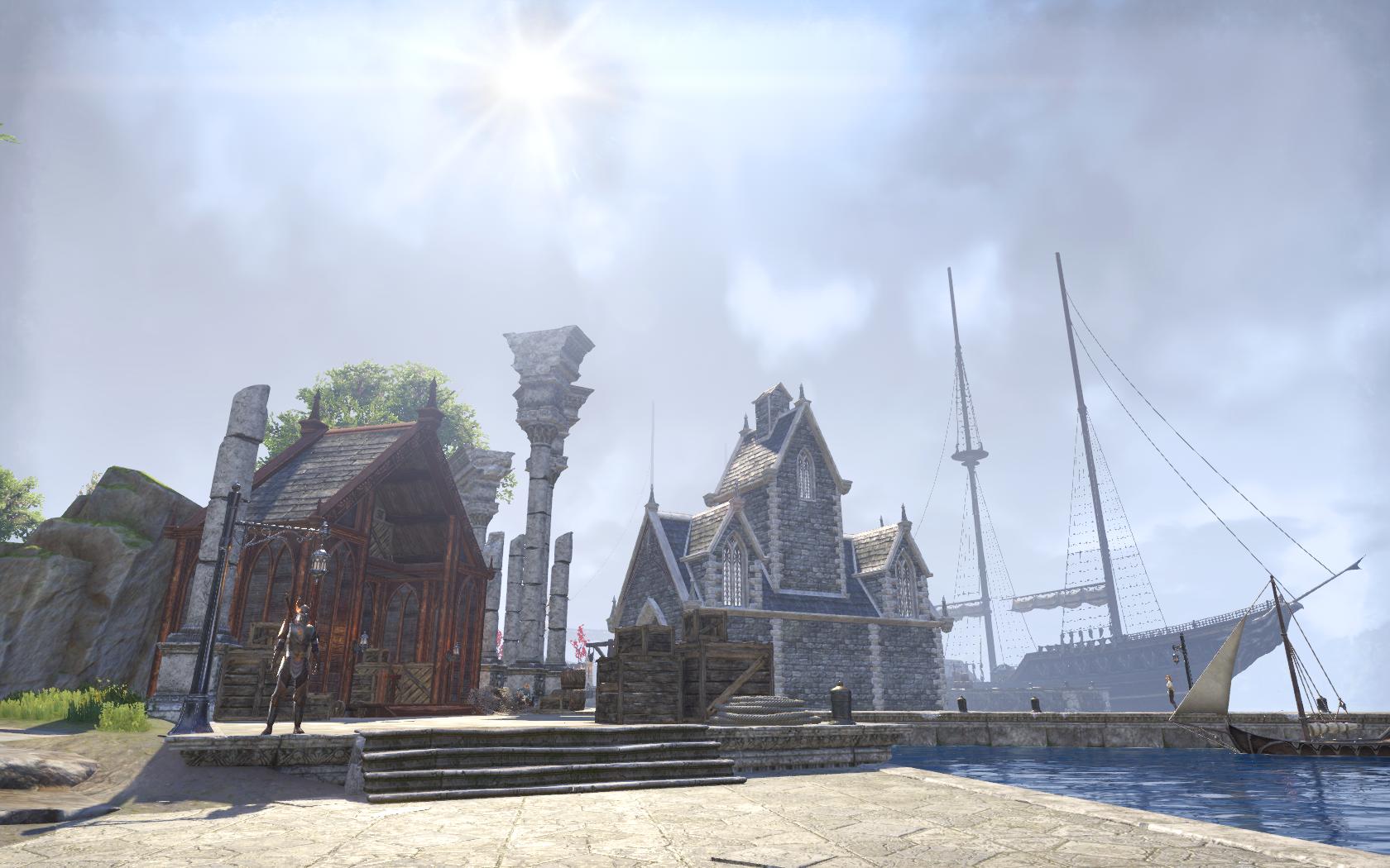 Alinor Docks