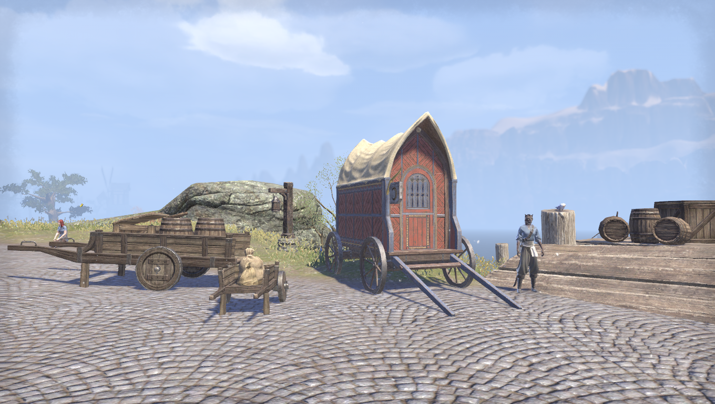 Баандарский караван (Вэйрест)
