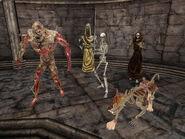 Костяная нежить (Morrowind)
