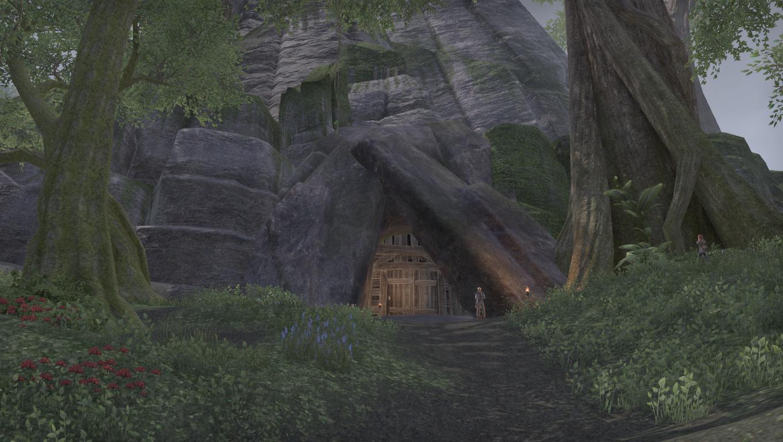 Пещера Разорванный парус