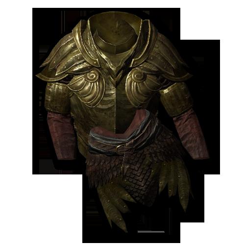 Эльфийская броня (Skyrim)