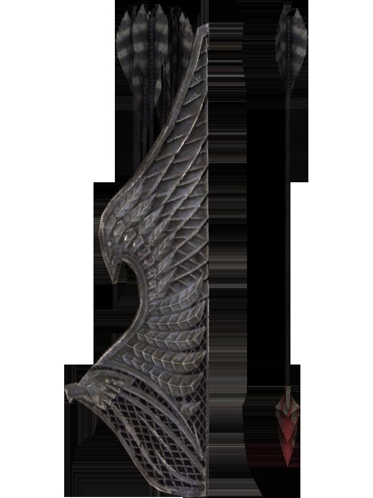 Эльфийская стрела кровавого проклятья