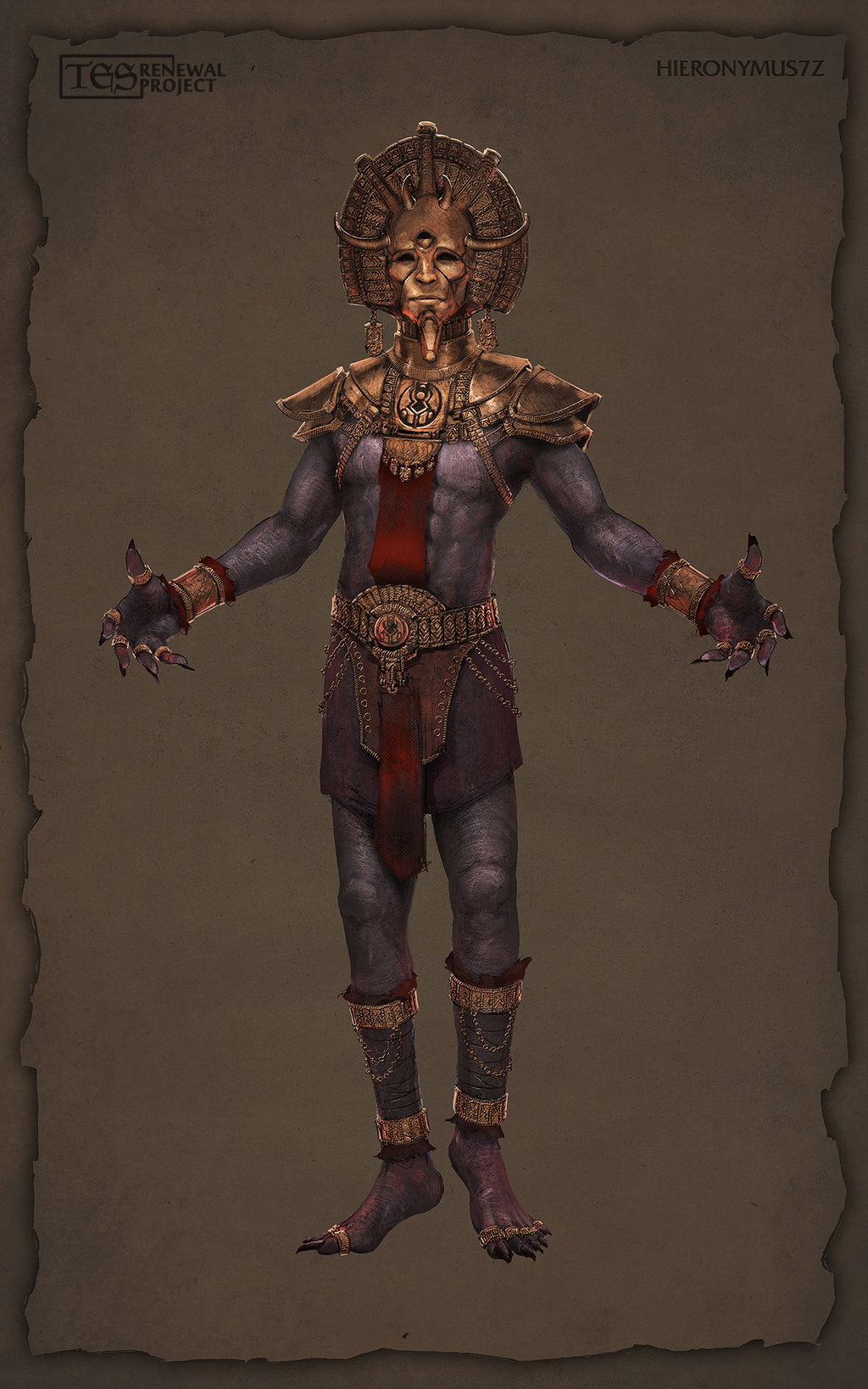 Dagoth Ur (Personaggio)