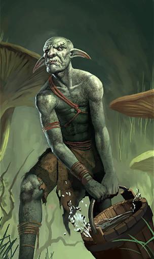 Goblin z Błot