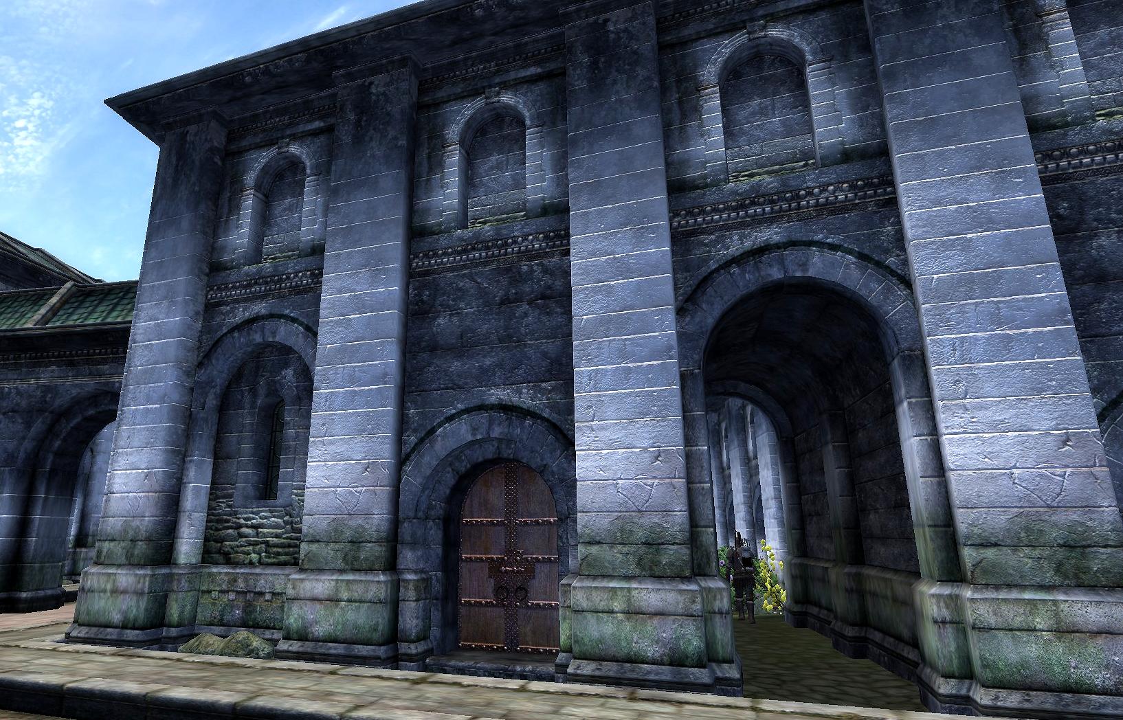 Marinus Catiotus' House