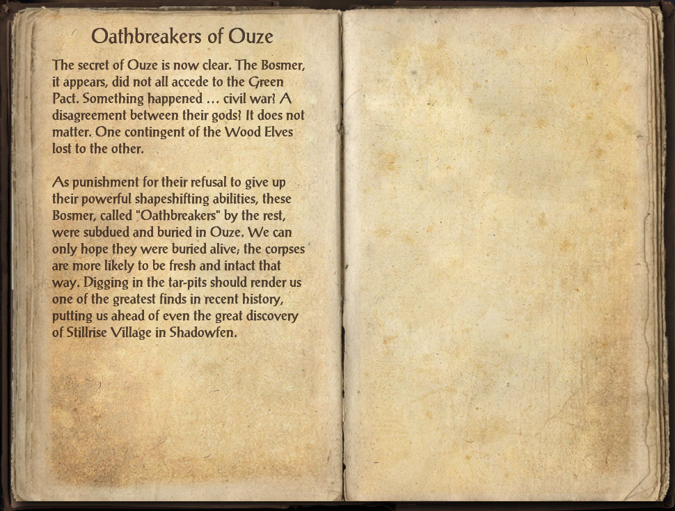 Oathbreakers of Ouze
