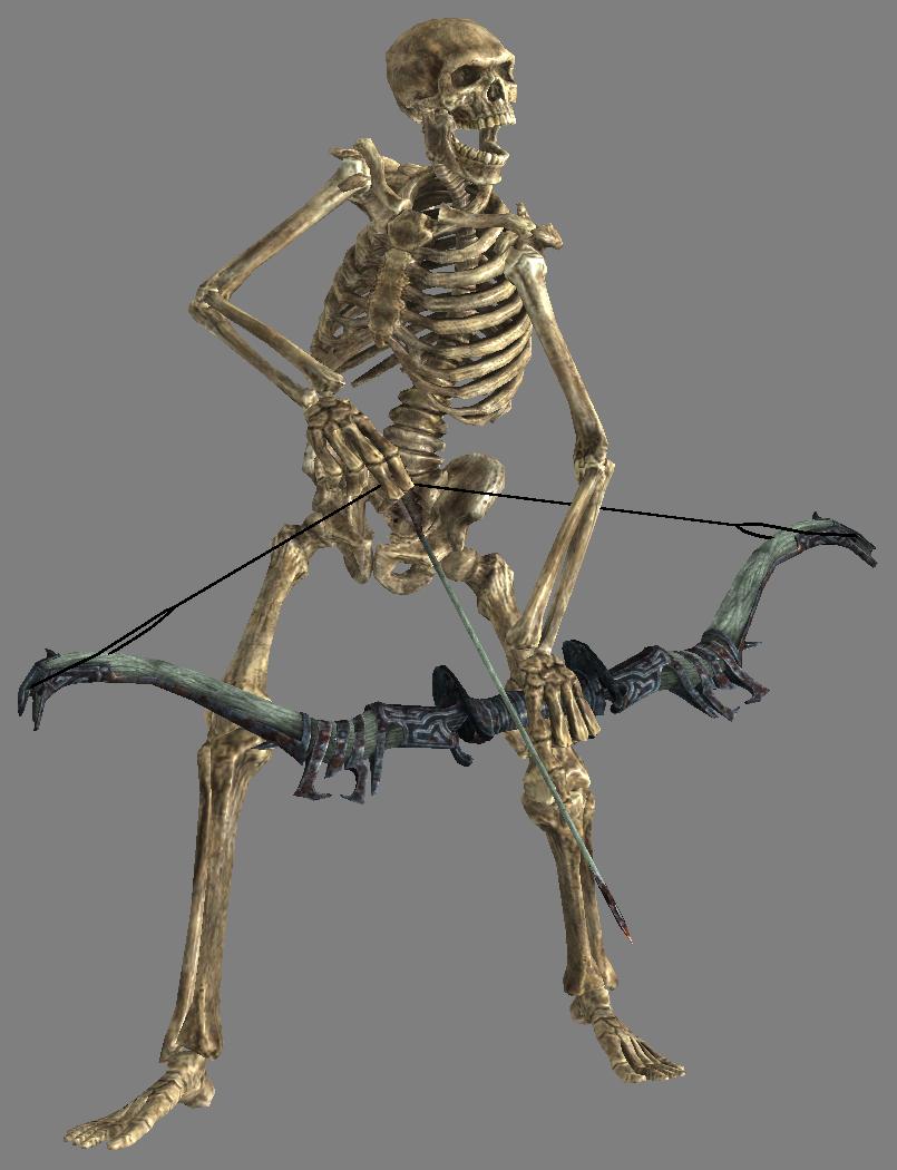 Скелет (Skyrim)