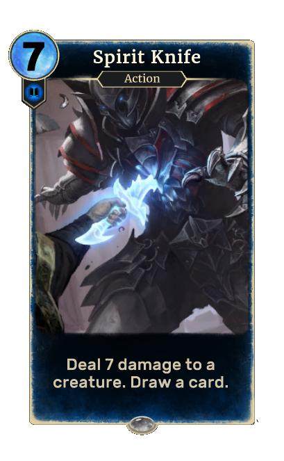 Spirit Knife (Legends)