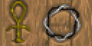 The Order of Arkay (symbol) (Daggerfall)