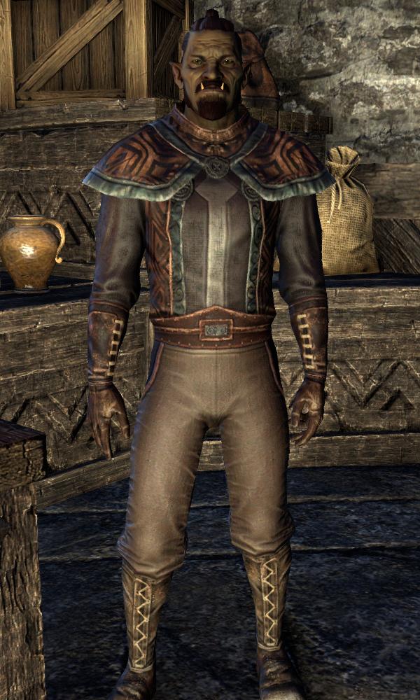 Borzighu the Tidy Tailor