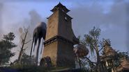 Caravaner Tower Seyda Neen