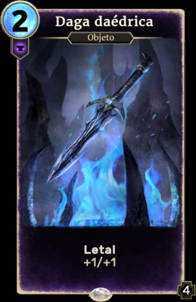 Daga daédrica (Legends)