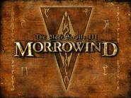 Main Menu (Morrowind)