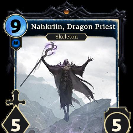 Nahkriin, Dragon Priest.png