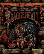 Daggerfall Cover