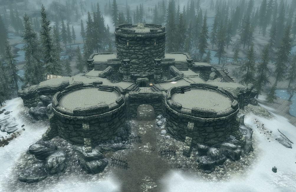 Fort Snowhawk