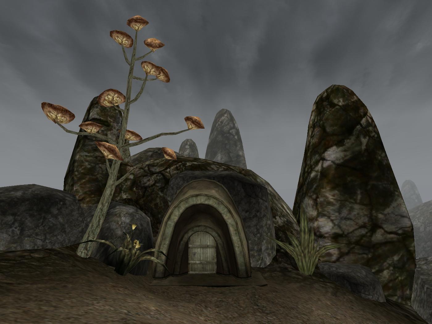 Orethi Ancestral Tomb