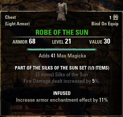 Silks of the Sun