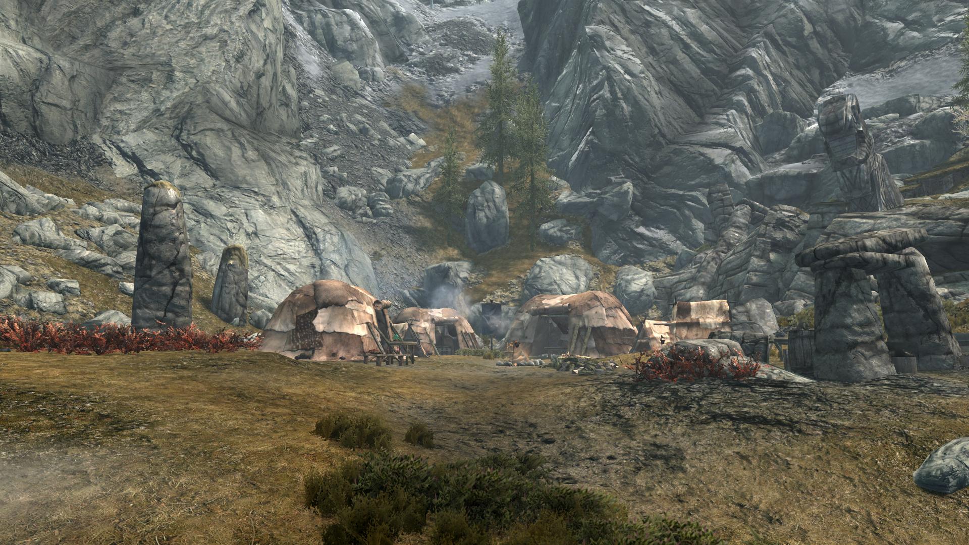 Вайтран — Лагерь Братьев Бури