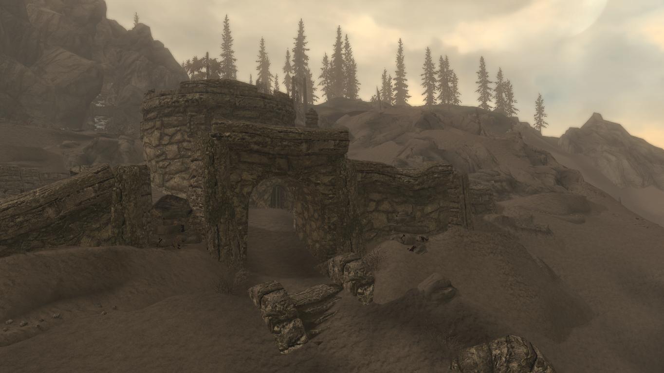 Пепельная крепость