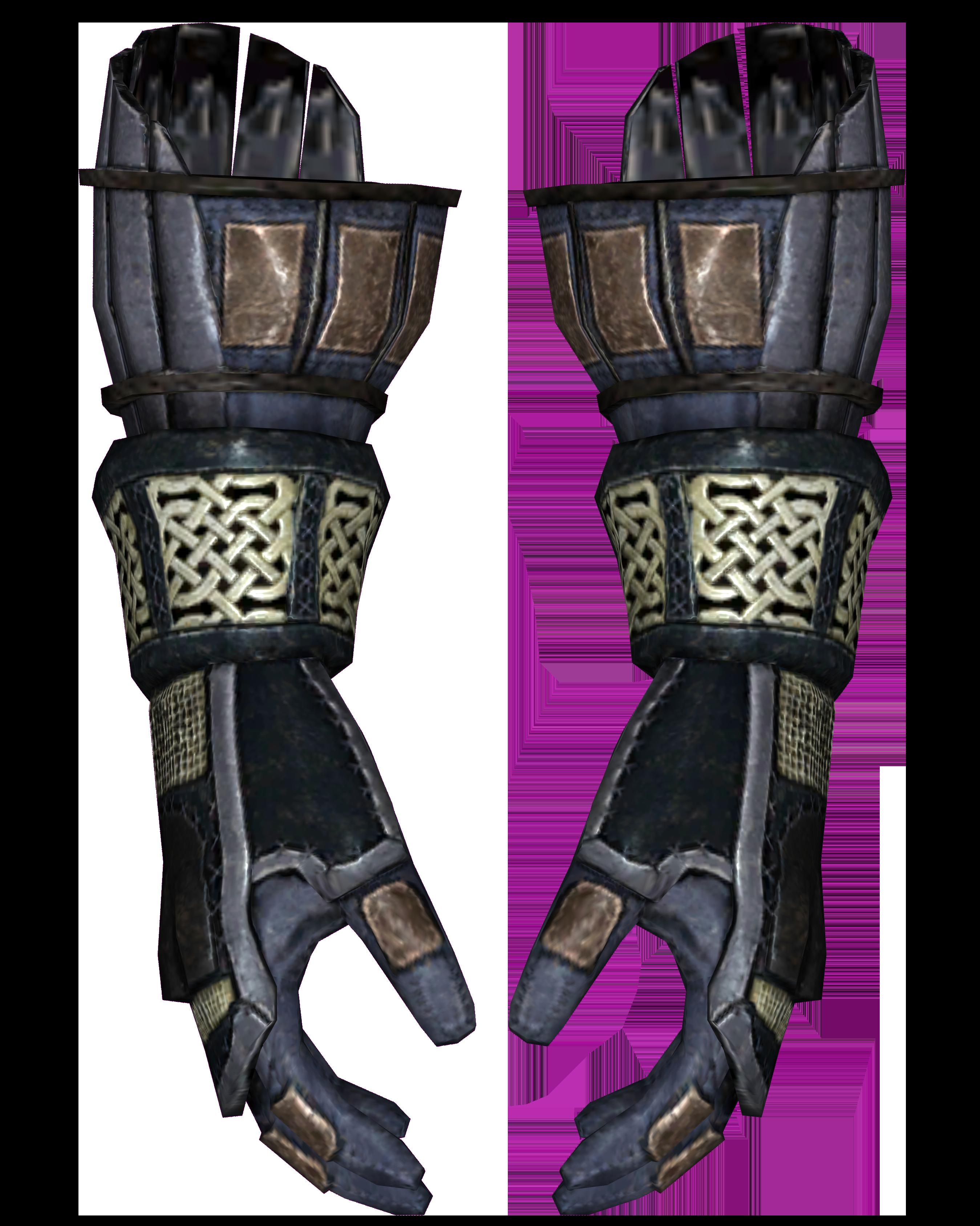 Blades Gauntlets (Skyrim)