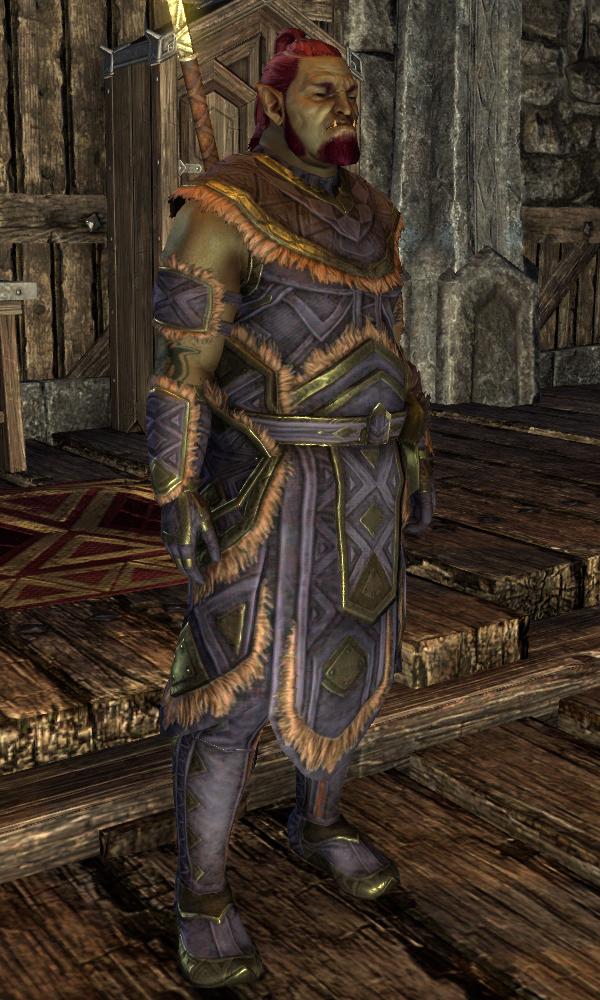 Chief Vundrum